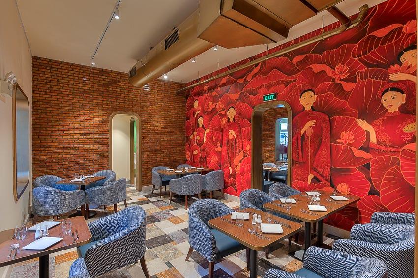 Trải nghiệm ẩm thực hoàn toàn mới tại Café Central Villa Pasteur 3