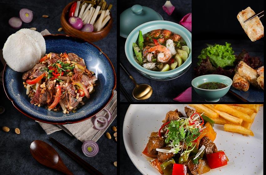Trải nghiệm ẩm thực hoàn toàn mới tại Café Central Villa Pasteur 2