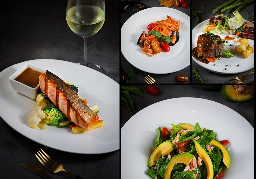 Trải nghiệm ẩm thực hoàn toàn mới tại Café Central Villa Pasteur 1