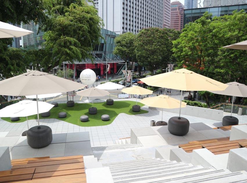 3 điều không thể bỏ lỡ tại Design Orchard – Trung tâm mua sắm mới nhất Singapore 3