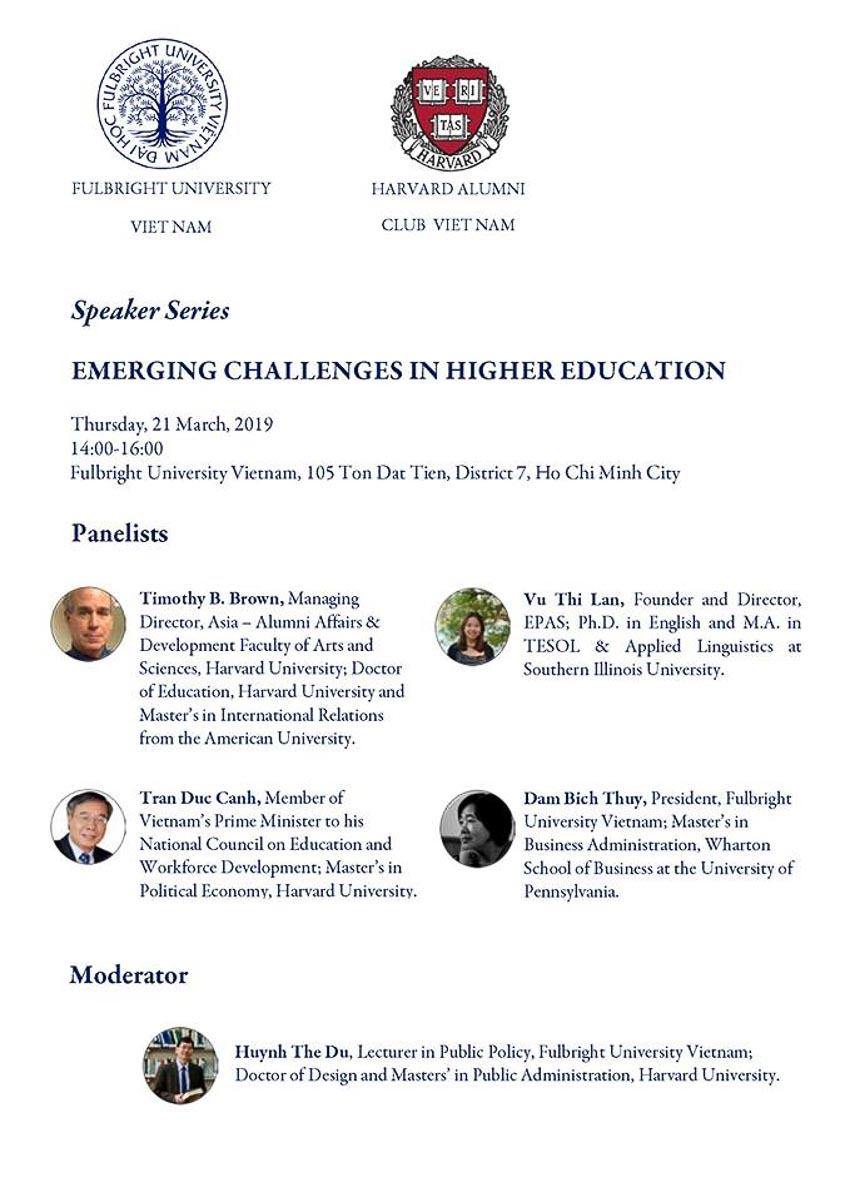 Tương Lai Của Giáo Dục Đại Học Thời 4.0