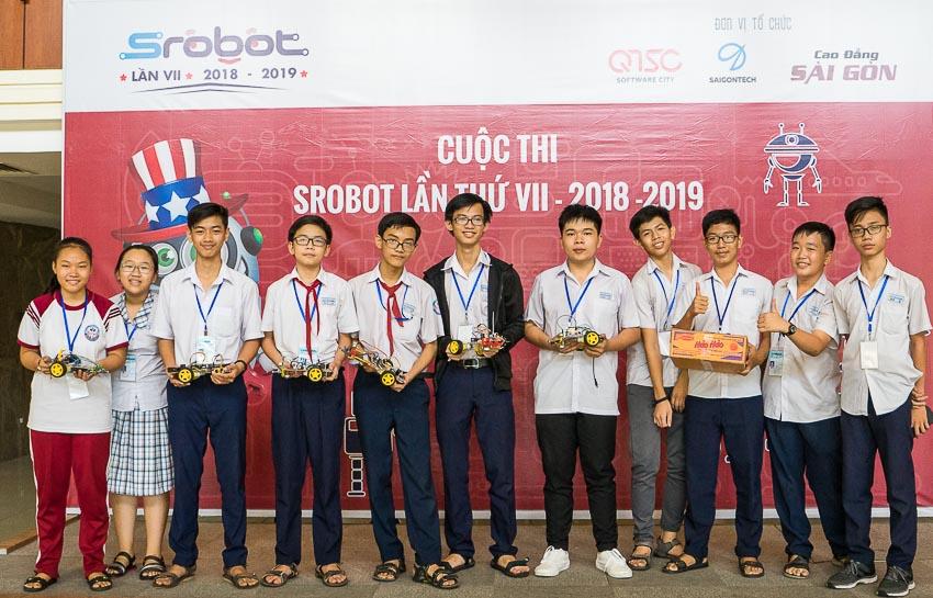 Vòng Chung kết Cuộc thi SRobot 2018-2019 4