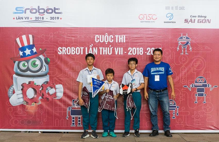 Vòng Chung kết Cuộc thi SRobot 2018-2019 5