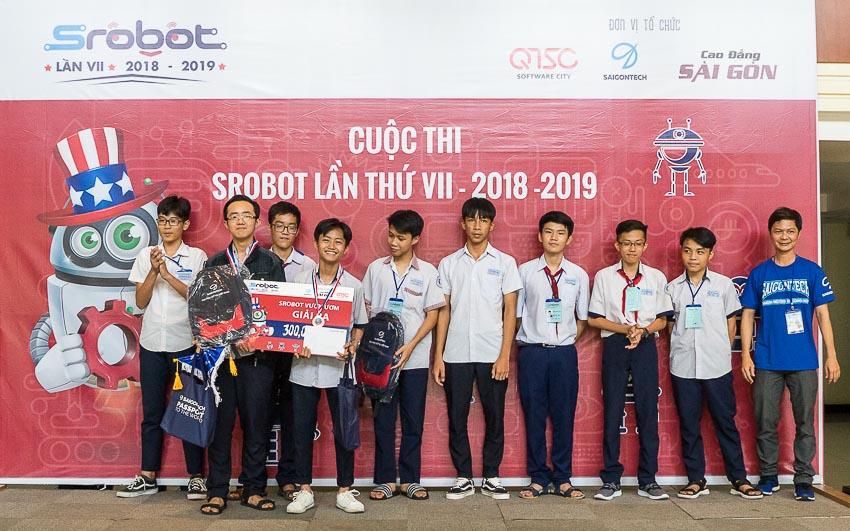 Vòng Chung kết Cuộc thi SRobot 2018-2019 6