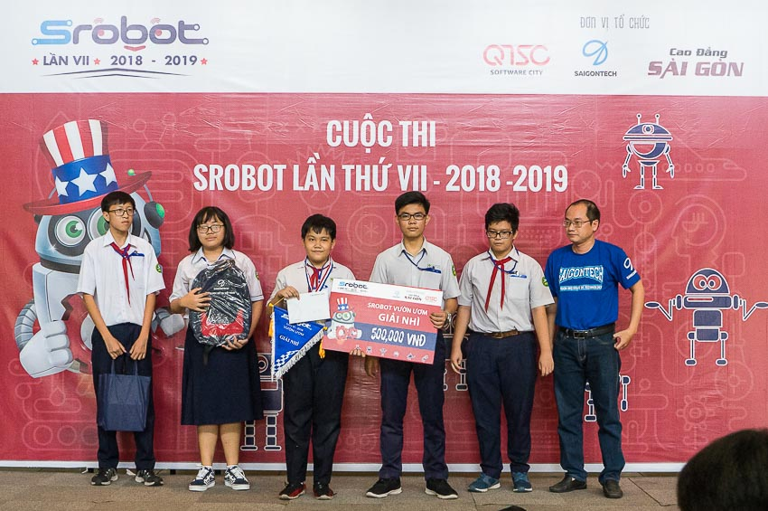 Vòng Chung kết Cuộc thi SRobot 2018-2019 7