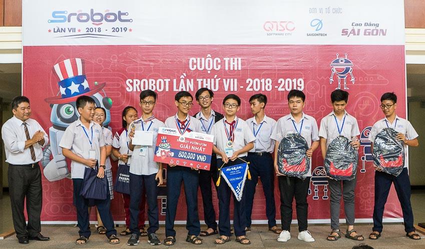 Vòng Chung kết Cuộc thi SRobot 2018-2019 8