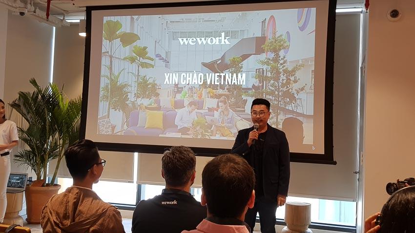 WeWork khánh thành không gian làm việc tương tác đầu tiên ở Việt Nam 7