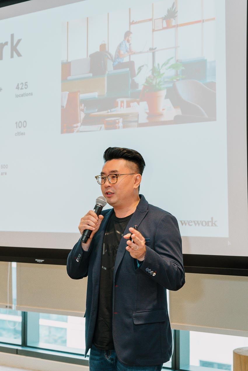 WeWork khánh thành không gian làm việc tương tác đầu tiên ở Việt Nam 6