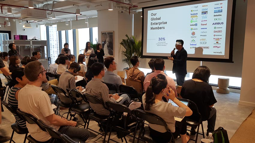 WeWork khánh thành không gian làm việc tương tác đầu tiên ở Việt Nam 5