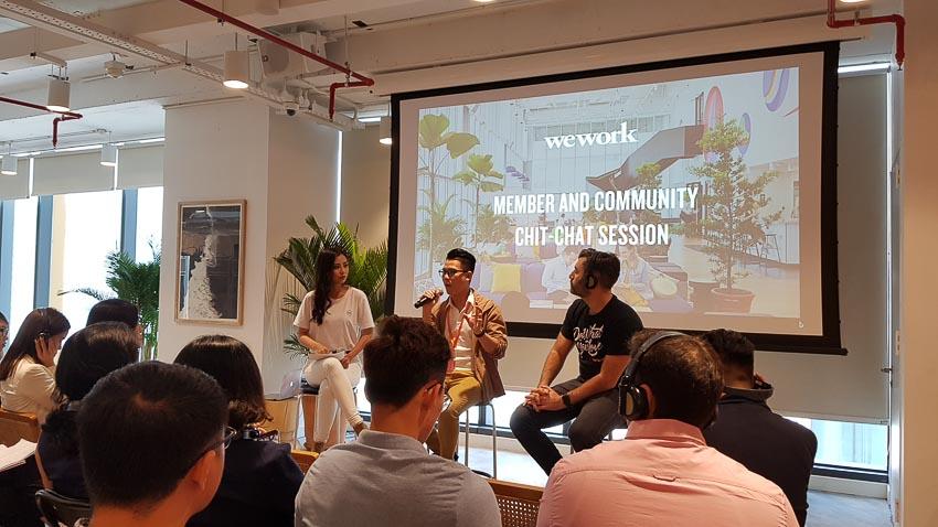 WeWork khánh thành không gian làm việc tương tác đầu tiên ở Việt Nam 1