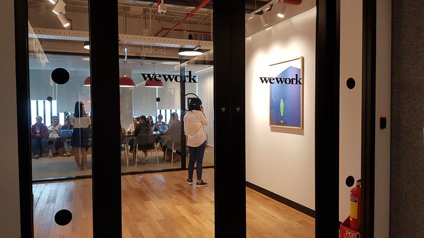 WeWork khánh thành không gian làm việc tương tác đầu tiên ở Việt Nam 2