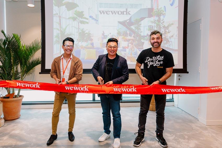 WeWork khánh thành không gian làm việc tương tác đầu tiên ở Việt Nam 3