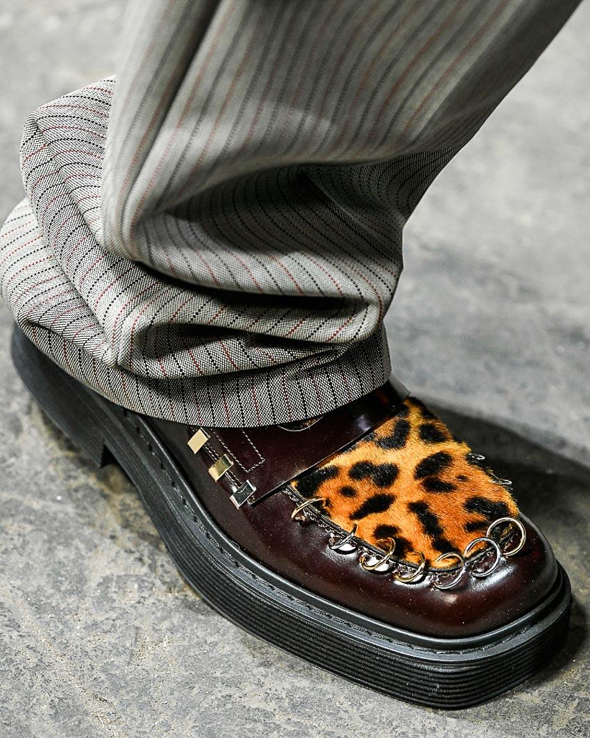 Thiết kế giày trong BST Marlini Thu-Đông 2019. Ảnh: HIGHSNOBIETY/ Victor Virgile/ Gamma-Rapho