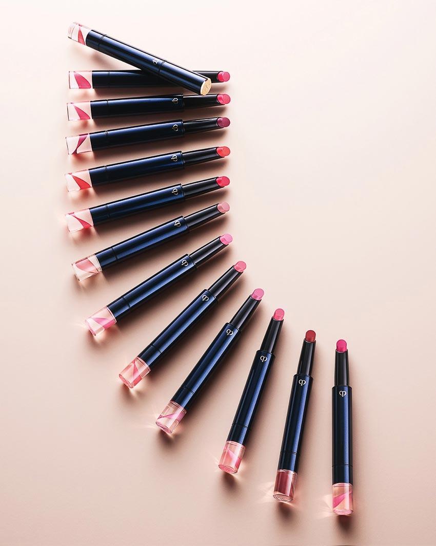 bộ sưu tập son môi Refined Lip Luminizer 3