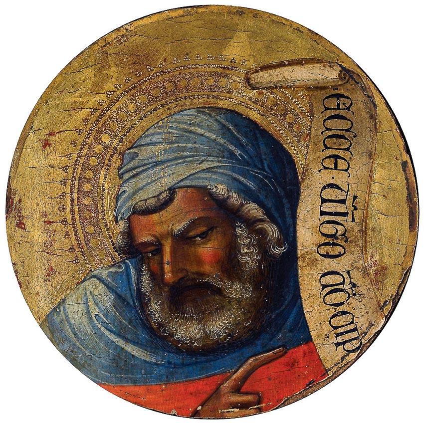 Nhà tiên tri Isaiah của Lorenzo Monaco
