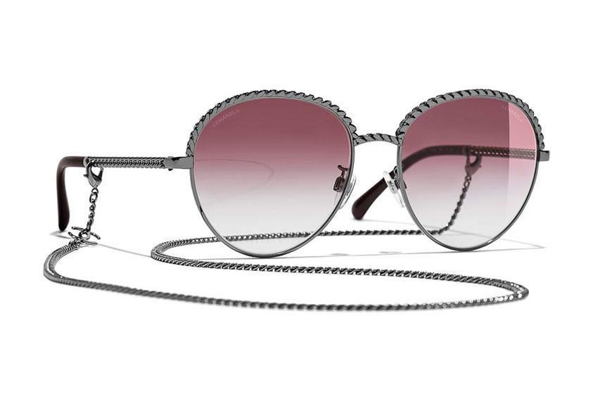 Mắt kính Chanel