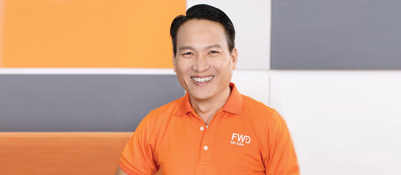 Ông Nguyễn Công Hải, Phó tổng giám đốc phát triển kinh doanh toàn quốc kênh Đại lý của FWD Việt Nam