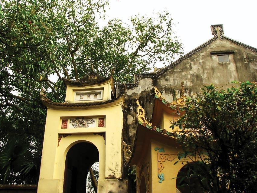 Kiến trúc tiêu biểu của vùng đất Kinh Bắc xưa