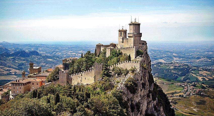 Pháo đài đẹp nhất ở Ravenna - thủ đô của Đế chế Tây La Mã một thời