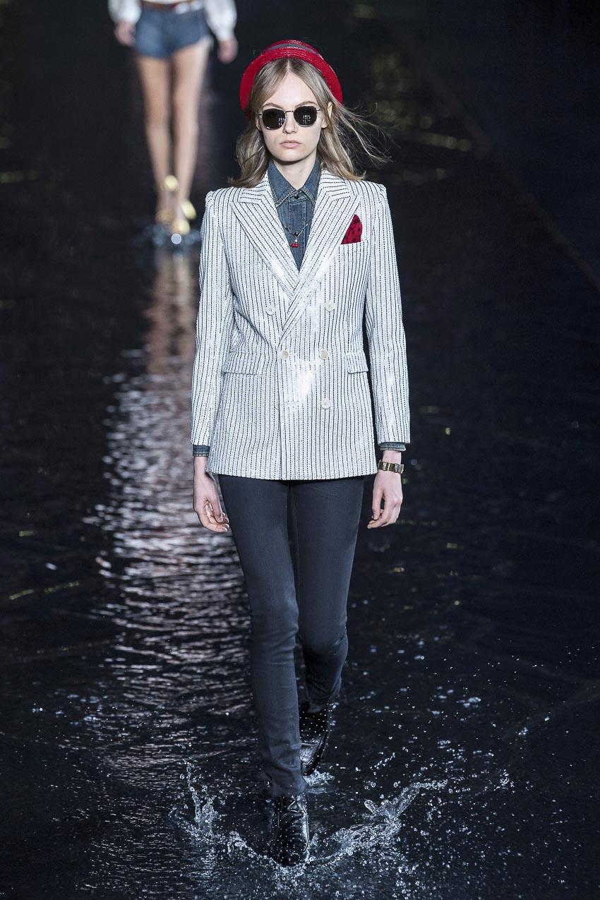 Bộ sưu tập Xuân-Hè 2019 của Yves Saint Laurent 2