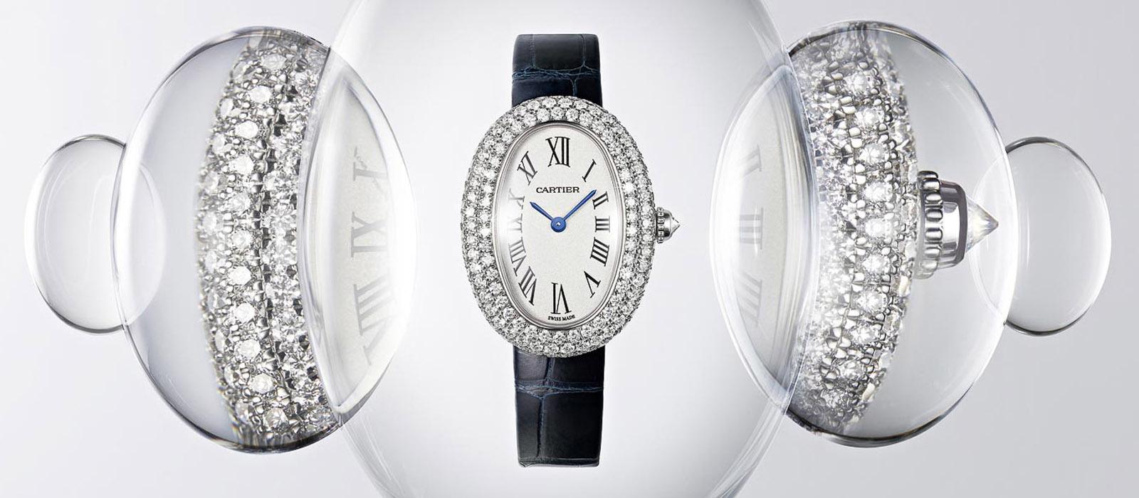 Chiếc đồng hồ kinh điển Baignoire Allongée của Cartier với tạo hình mới mẻ 6