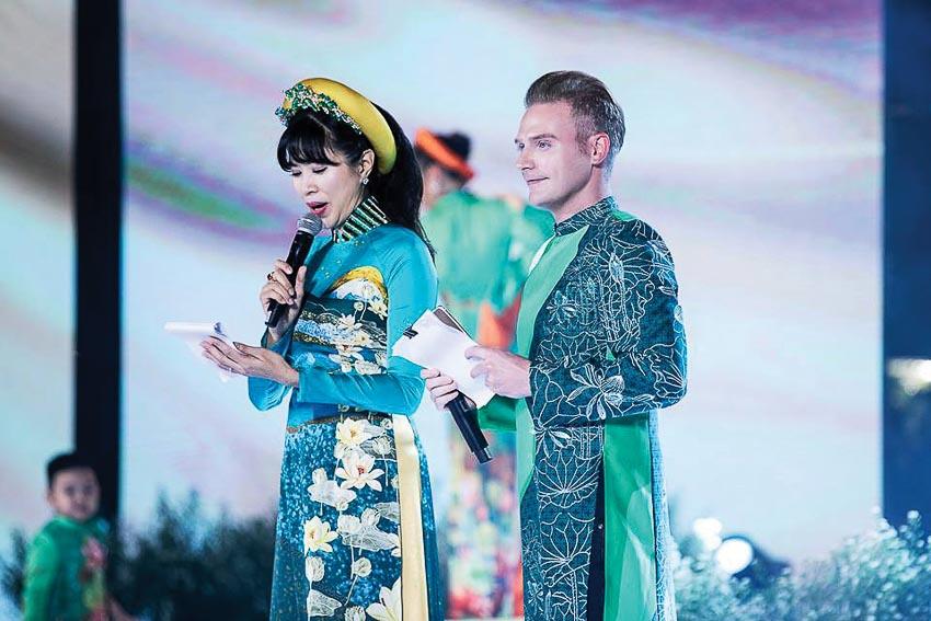 Kyo York - chàng trai Mỹ trong showbiz Việt 1