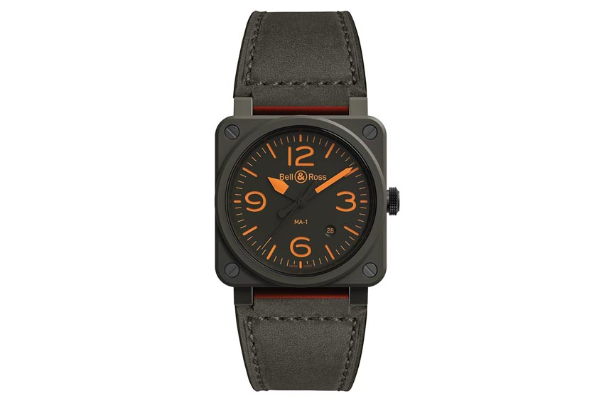 Bell & Ross BR03-MA1