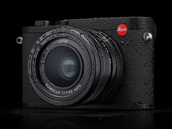 Leica Q2 giới thiệu compact Full Frame - Photo 1