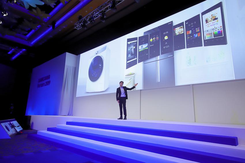 Samsung giới thiệu tủ lạnh kết nối Family Hub và máy giặt công nghệ QuickDrive - 02