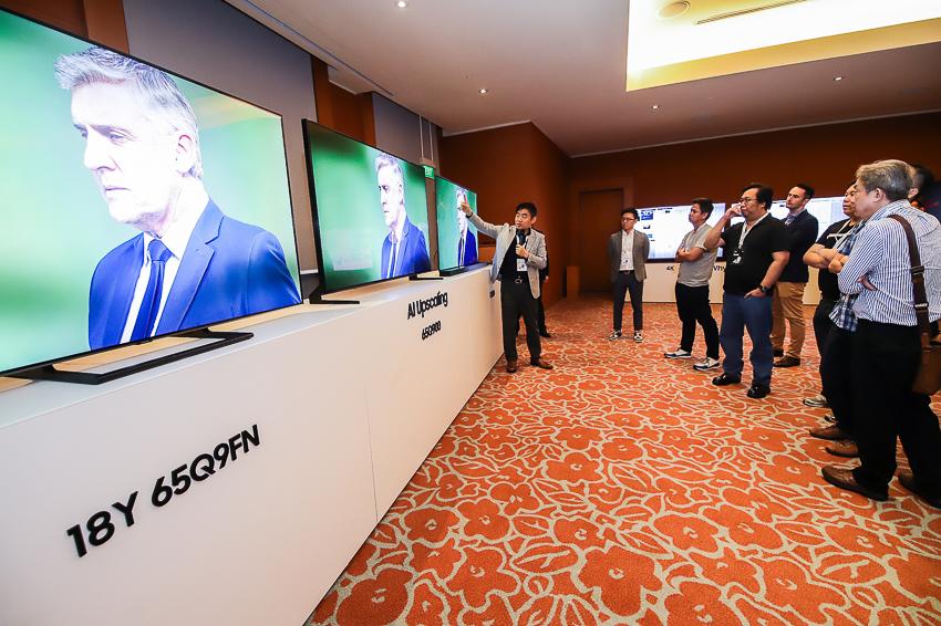 Samsung giới thiệu loạt TV QLED 8K và QLED 2019 tại Diễn đàn SEAO 2019 - photo 05