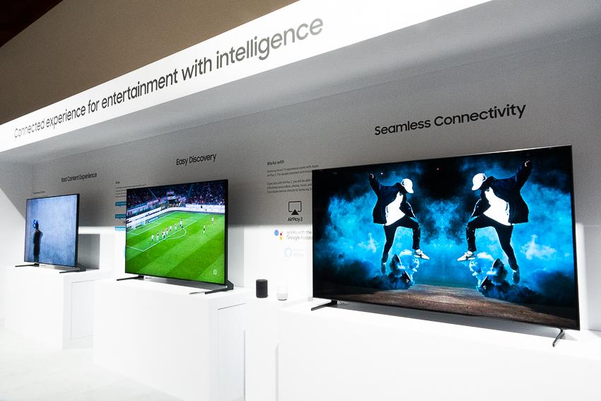 Samsung giới thiệu loạt TV QLED 8K và QLED 2019 tại Diễn đàn SEAO 2019 - photo 11