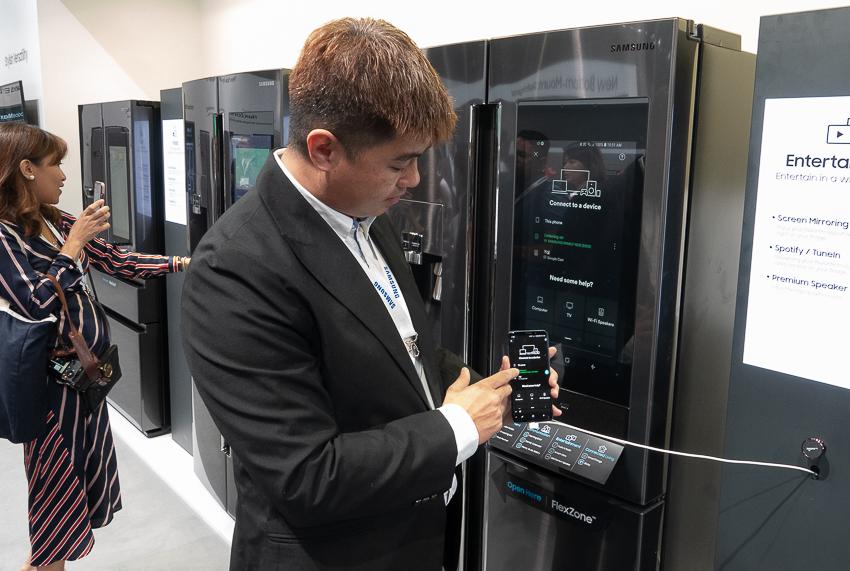 Samsung giới thiệu tủ lạnh kết nối Family Hub và máy giặt công nghệ QuickDrive - 04