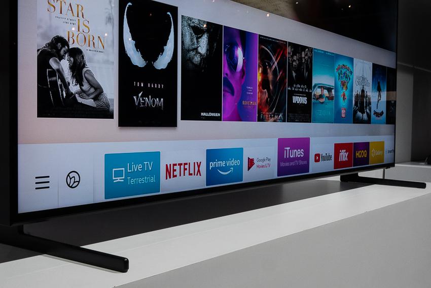 Samsung giới thiệu loạt TV QLED 8K và QLED 2019 tại Diễn đàn SEAO 2019 - photo 09