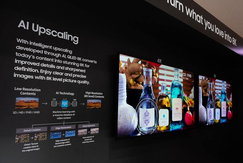 Samsung giới thiệu loạt TV QLED 8K và QLED 2019 tại Diễn đàn SEAO 2019 - photo 10