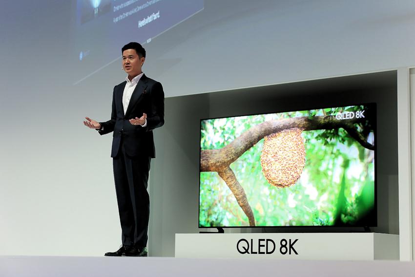 Samsung giới thiệu loạt TV QLED 8K và QLED 2019 tại Diễn đàn SEAO 2019 - photo 12