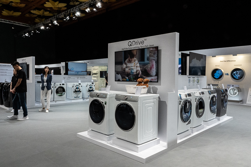 Samsung giới thiệu tủ lạnh kết nối Family Hub và máy giặt công nghệ QuickDrive - 10