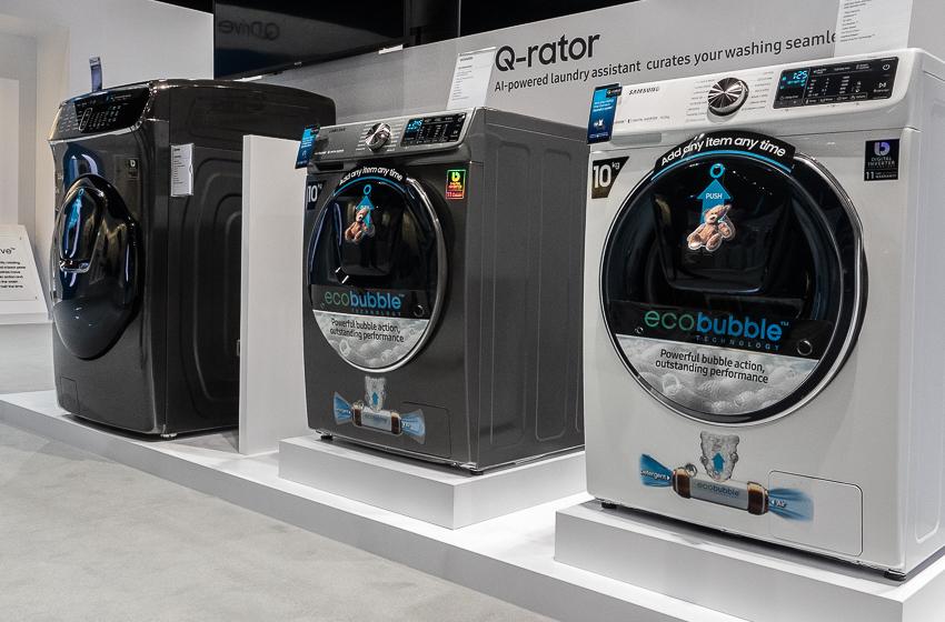 Samsung giới thiệu tủ lạnh kết nối Family Hub và máy giặt công nghệ QuickDrive - 12