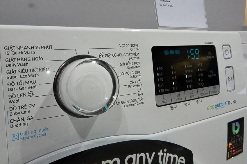Samsung giới thiệu tủ lạnh kết nối Family Hub và máy giặt công nghệ QuickDrive - 11