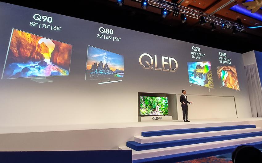 Samsung giới thiệu loạt TV QLED 8K và QLED 2019 tại Diễn đàn SEAO 2019 - photo 04