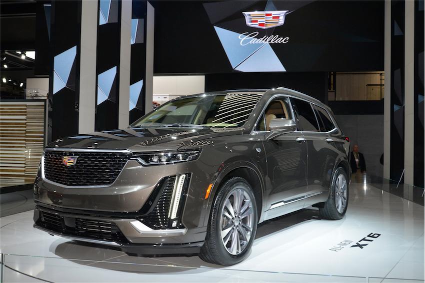 Cadillac giới thiệu XT6 2020 hoàn toàn mới - 13