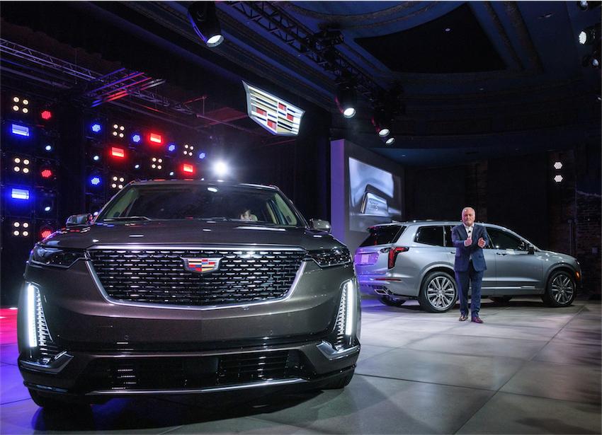 Cadillac giới thiệu XT6 2020 hoàn toàn mới - 03