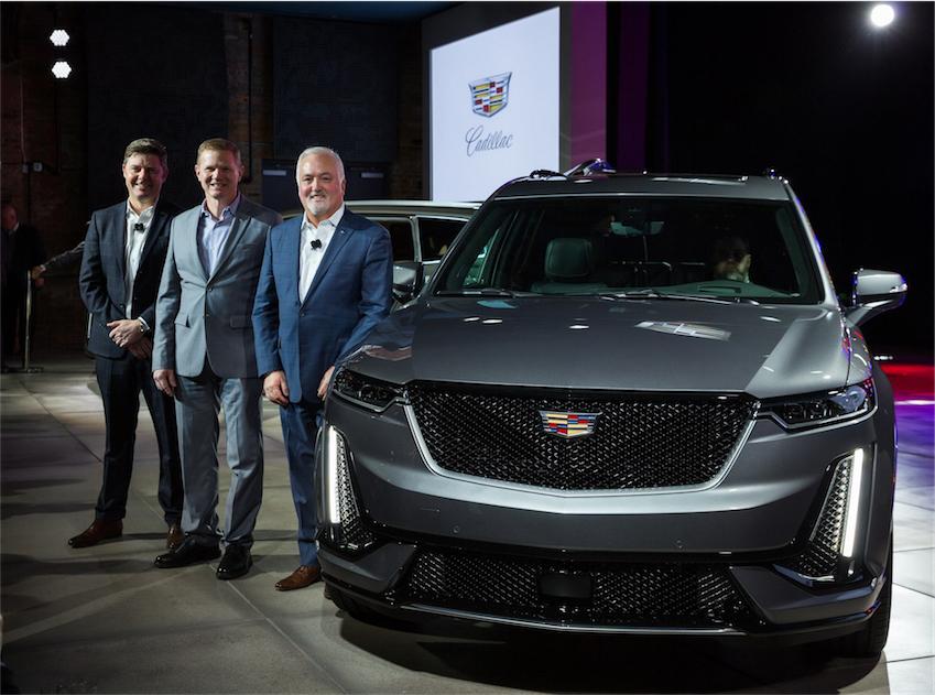 Cadillac giới thiệu XT6 2020 hoàn toàn mới - 01