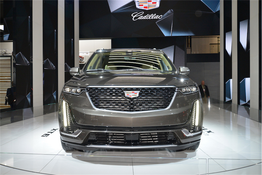 Cadillac giới thiệu XT6 2020 hoàn toàn mới - 12