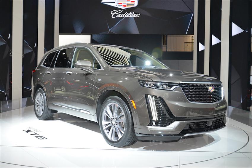 Cadillac giới thiệu XT6 2020 hoàn toàn mới - 10