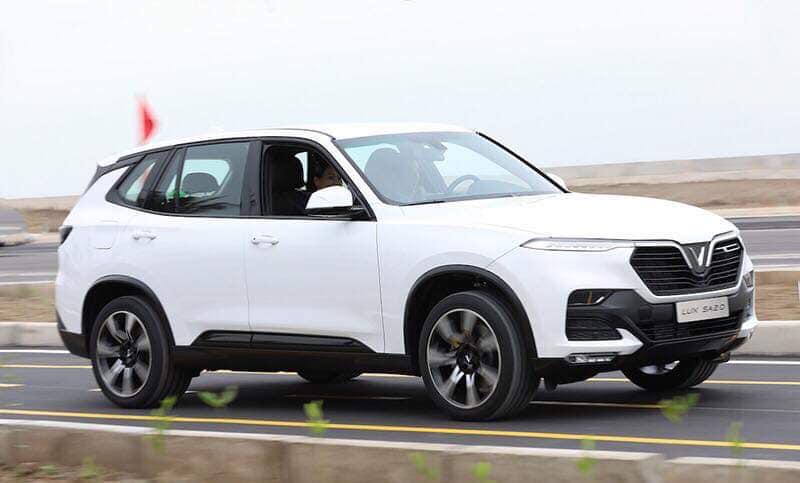 Vinfast hoàn thành sản xuất chiếc xe SUV Lux SA2.0 bản thương mại đầu tiên - 05