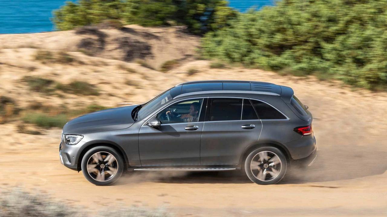 Mercedes trình làng GLC 2020 phiên bản nâng cấp - Anh 2