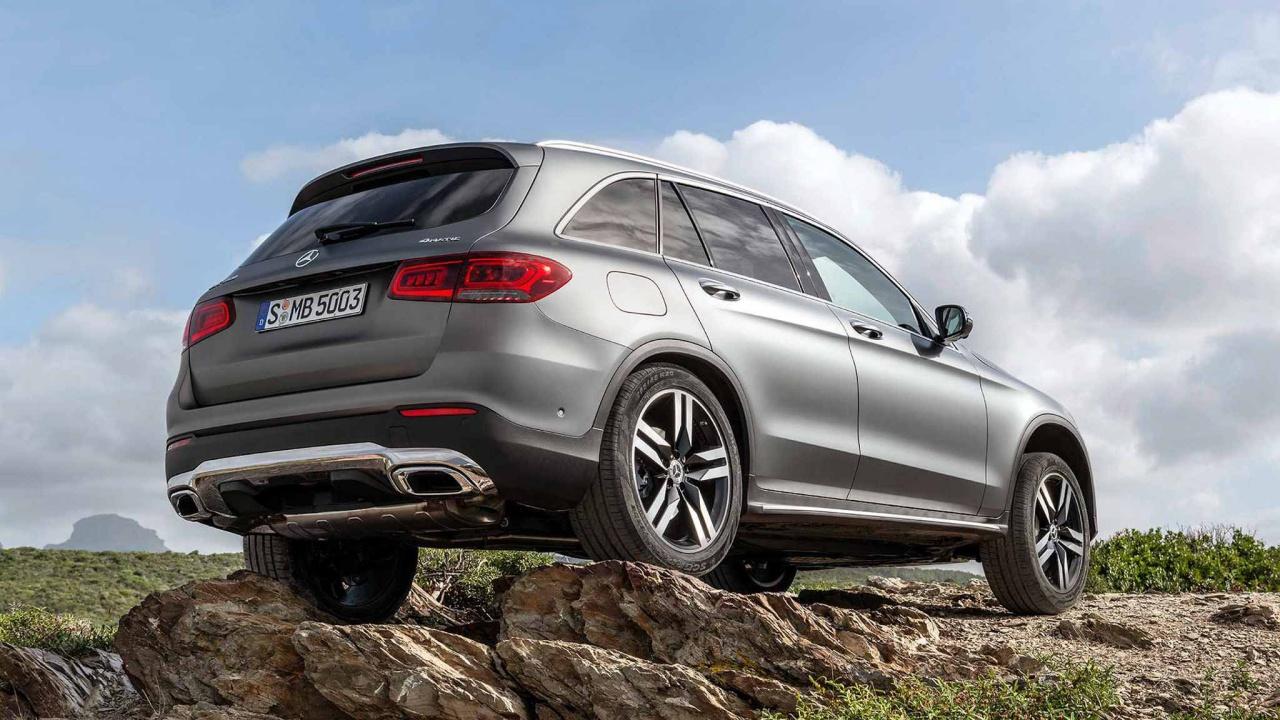 Mercedes trình làng GLC 2020 phiên bản nâng cấp - Anh 3