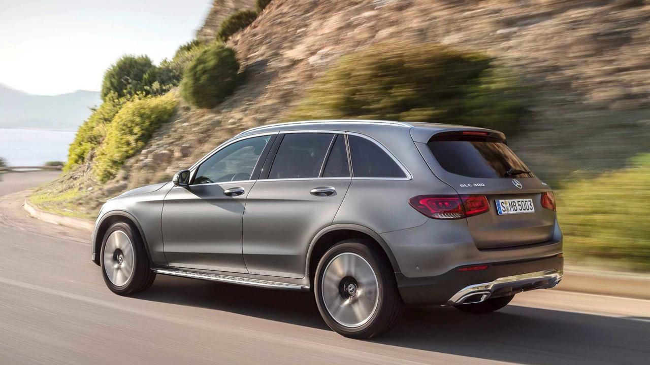 Mercedes trình làng GLC 2020 phiên bản nâng cấp - Anh 5