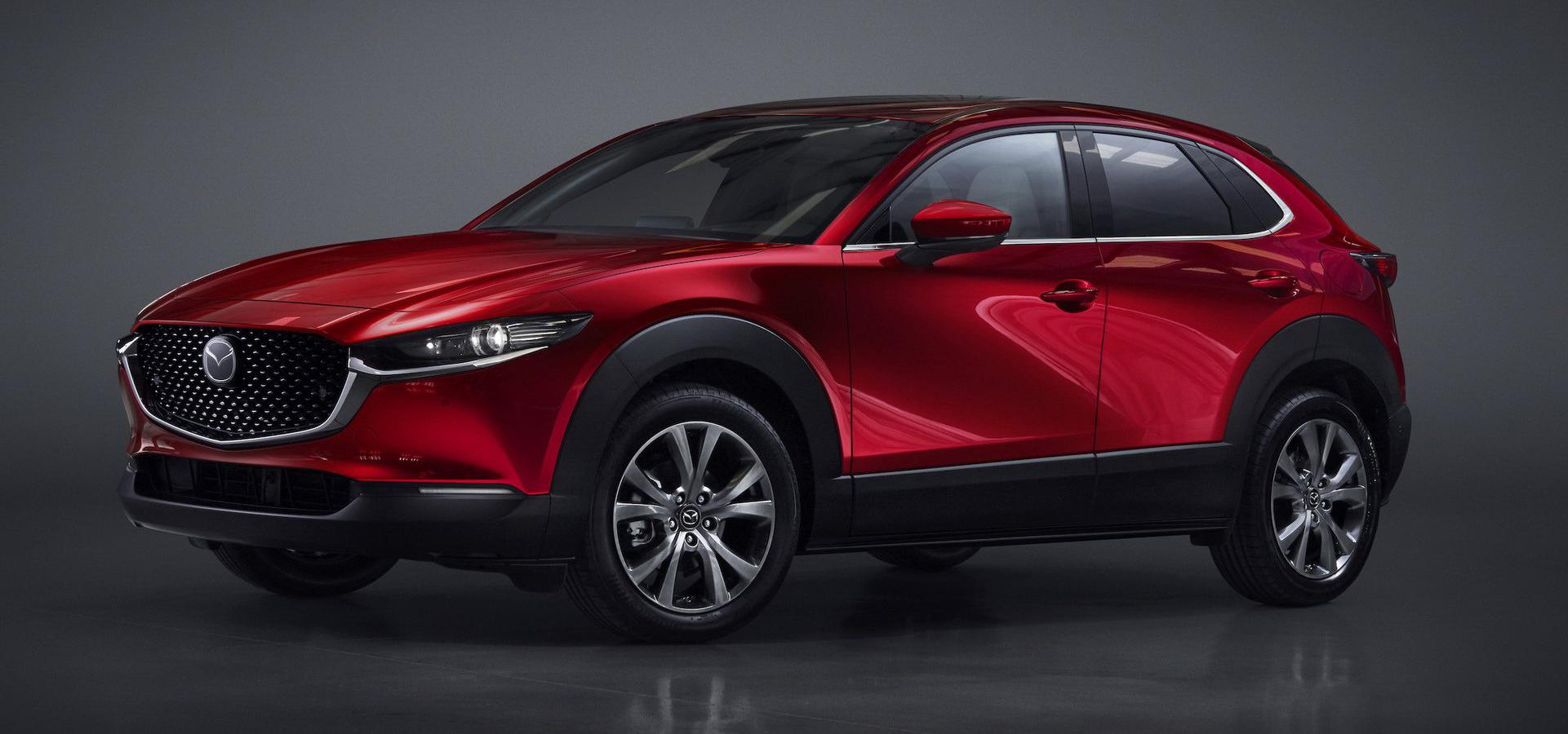 Mazda CX-30 vừa trình làng tại triển lãm ôtô Geneva 2019 - Anh 1