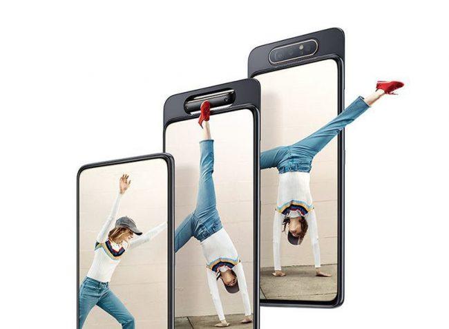 Samsung Galaxy A80 mới, màn hình vô cực với cụm 3 camera trượt và xoay - 06